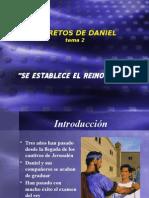 Secretos de Daniel, Cap. 2