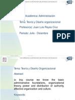 Teoria y Diseño Organizacional-22