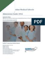Medicine Admissions Guide 2015 2016 v1.1