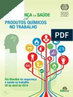 A Segurança e a Saúde Na Utilização de Produtos Químicos No Trabalho