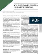 Angiotomografia Computada en Pediatria