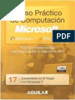 17.- Conectarse en El Hogar Con Windows 7
