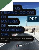 Presente y Futuro de la Criminología Vial