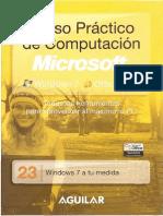 23.- Windows 7 a Tu Medida