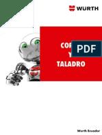 Corte y Taladro