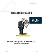 CURSO DE AUDITORIA AMBIENTAL