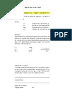 Alternativas Económicas Para Evaluar Proyectos(Métodos) (1)