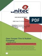 Week 1 y 2 Caso -Cooper Tire & Rubber Company