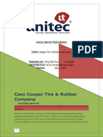 Week 1 y 2 Caso -Cooper Tire & Rubber Company