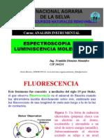 Espectroscopia de Luminiscencia Molecular