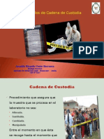 23458760-Segundo-Trabajo-Cadena-de-Custodia.ppt