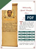 Understanding Jyotish Principles