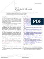 Astm d2239-12-Tubo Plástico Pe (Sidr-pr)