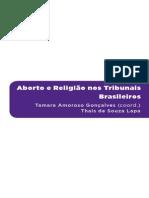 Aborto e Religião nos Tribunais Brasileiros