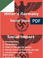 Hitler's Germany Social