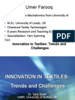 2- Umer-Innovation in Textiles Ictc 2009