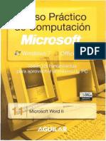 11.- Microsoft Word II