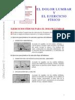 Tabla Ejercicios Dolor Lumbar[1]