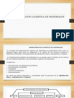 logistica de materiales
