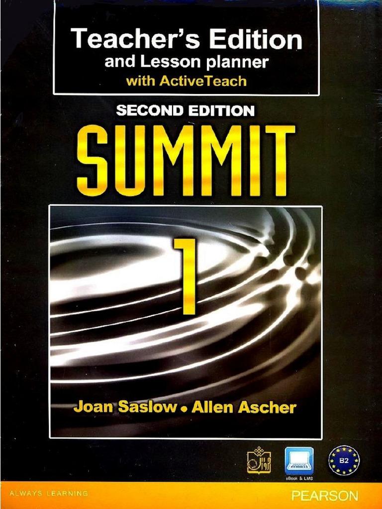 Summit 2b workbook pdf free download