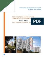 Community Development Framework