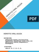 Hepatitis Viral Aguda 2010