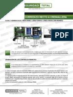 Guía Rápida Placa PPA Facility New - Modo Digital