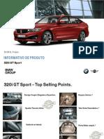 Informativo de Produto - 320i GT - 2013
