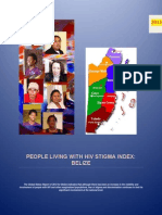The People Living with HIV Stigma Index
