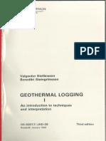 Logging Stefansson