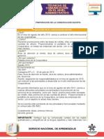 Formato 2- Preparación de La Comunicación Escrita(1)
