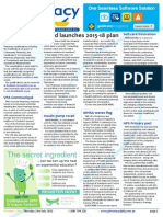 Pharmacy Daily for Thu 23 Jul 2015 - Guild launches 2015-18 plan, ASMI self-care innovation, Pharmacy skills consultation, Travel Specials and much more