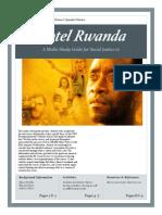 ETEC 531 Hotel Rwanda Media Guide