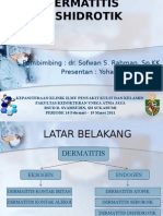 Dermatitis Dishidrotik