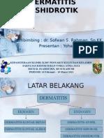 Dermatitis Dishidrotik