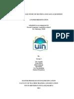 Interlanguage Study of SLA-libre 2