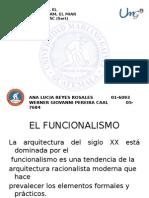 Funcionalismo, Urb, Ciam, Gatepac
