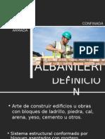 Albanileria Sist Constructivos