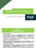 Supervision Obras 2015 Resumida