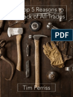 Top 5 Reasons to Be a Jack of All Trades 1