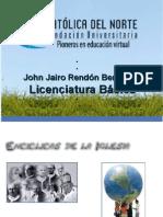 Enciclica Rerum Novarum John Jairo Rendon