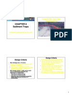 Sediment Traps