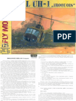 Bell  UH-1B Iroquois Model Kartonowy - Fly Model 125 - Bell  UH-1B Iroquois.pdf