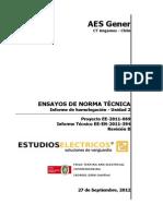 EE en 2011 394 RB_Informe de Homologacion Angamos_U2