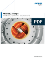 Andritz Pumps Overview (2)