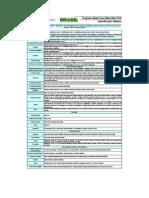 Especificações PMCMV para apartamento - Faixa I