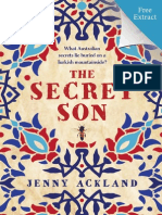 Jenny Ackland - The Secret Son (Extract)