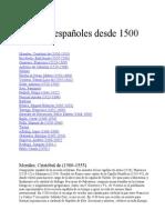 Músicos españoles desde 1500.doc
