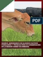 Manejo Agronómico de Algunos Cultivos Forrajeros y Técnicas Para Su Conservación en La Región Caribe Colombiana