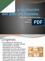 Origen y Evolución Del Pan en España